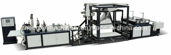 High Speed Flat Bag Making Machine Eco Bag Zxl-B700 pictures & photos