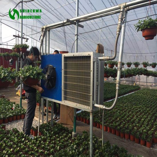 Electric Industrial Heaters Small Hot Air Blower for Greenhouse