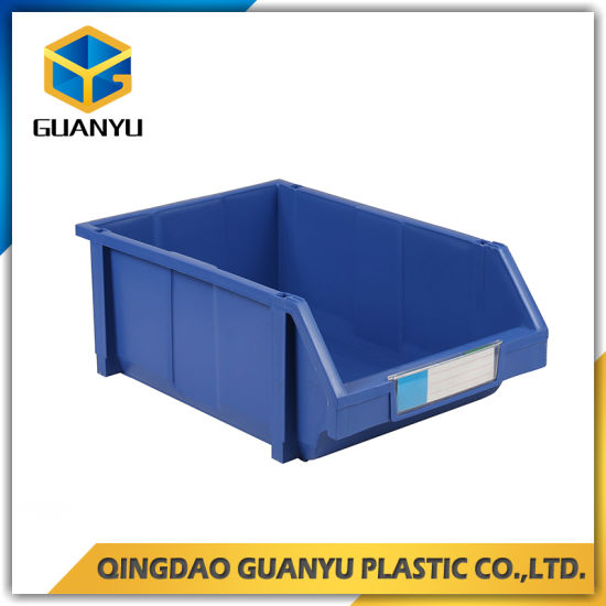 Stacking Hanging Plastic Boxes Bins Storage Containers Workshop Warehouse Garage