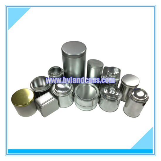 Small Metal Tin Boxes Series