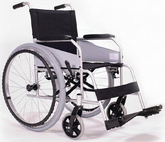 High Quality Aluminum Lightweight Wheelchair pictures & photos