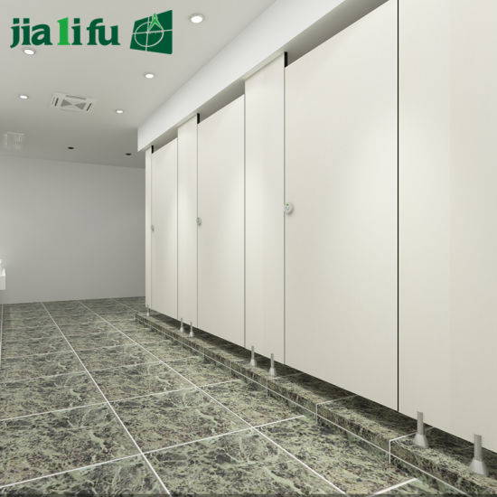 Jialifu Compact HPL Waterproof Hospital Toilet Partitions pictures & photos