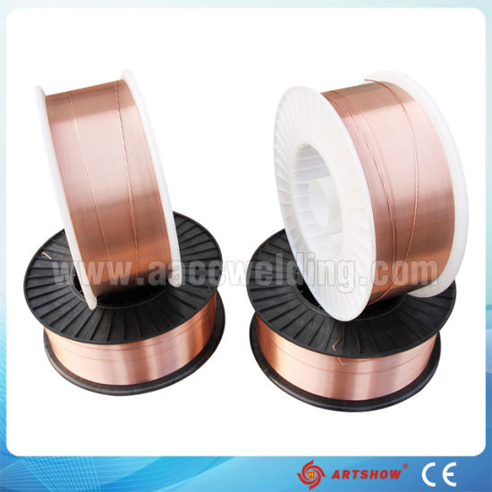 Welding Wire CO2 Wire 0.8mm Er70s-6 pictures & photos