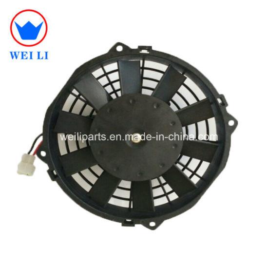 Chine Plafond électrique 12V DC avec ventilateur moteur 8