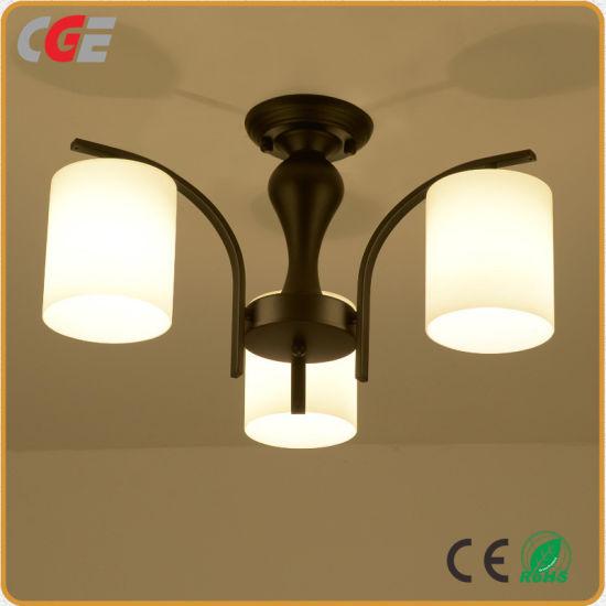 luz iluminación de de interior China LED Araña de LED luces 6vyIYb7fg