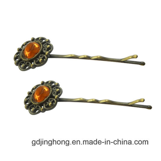 Divers accessoires de mode de conception en épingle à cheveux de métal