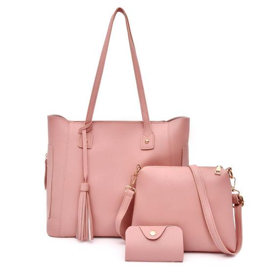 Chine Lady Handbag définit l'Armure Sacs épaule Fashion