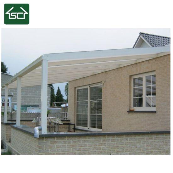 China Nuevo Diseño Del Bastidor De Aluminio Duradero Balcón