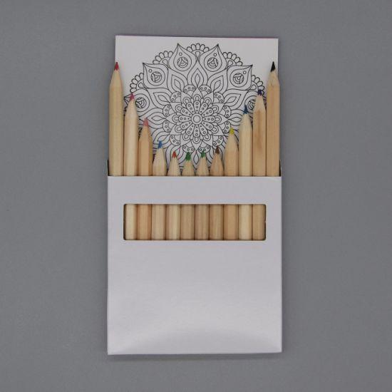 Chine L Art Au Crayon De Couleur De Peinture Definie Avec 12 Pages Du Papier A Dessin Et Customiazable 3 5 12 Pcs Crayon De Couleur Acheter Crayon De Couleur Defini Sur Fr Made In China Com