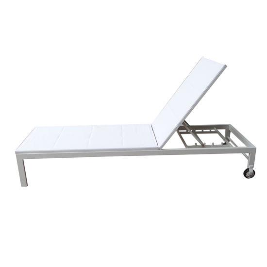 Canapé Salon de jardin en aluminium étanche extérieur meubles de piscine de  loisirs de l\'hôtel