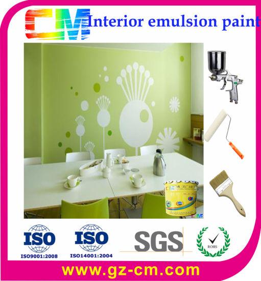 Chine L Intérieur De La Peinture Acrylique émulsion Peinture