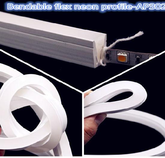 neón Ap302 al LED flexible China integrada tubo resistente QxBdoerCW