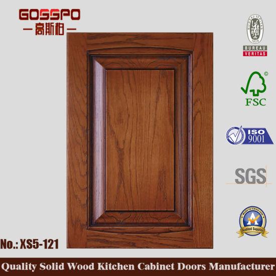 China Puerta de cabina de madera de cocina del diseño ...