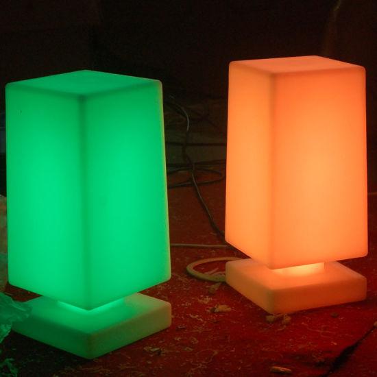 Romántica Lámpara Luz Rectángulo LED moderna China de sQdrthC