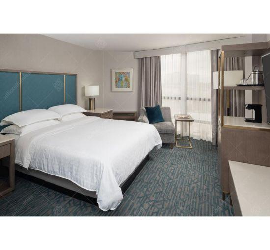 Chine L\'apparence moderne et design élégant hôtel chambre à ...