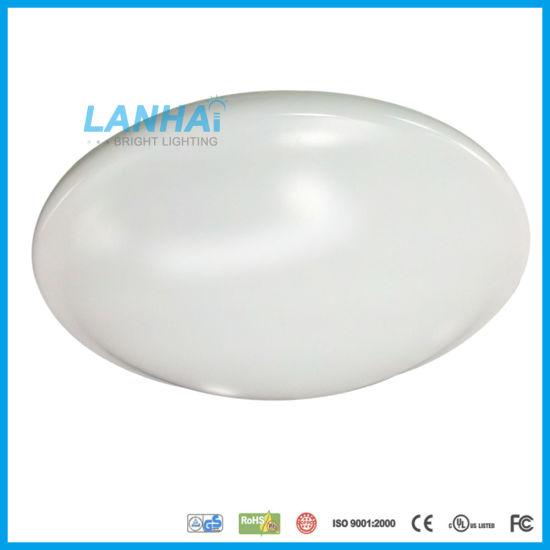 5 Pcs of 6W//12W//18W//24W Surface Mount DEL Panneau Lumineux Rond plafond Blanc froid