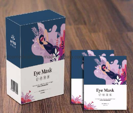 masque chauffant yeux jetables