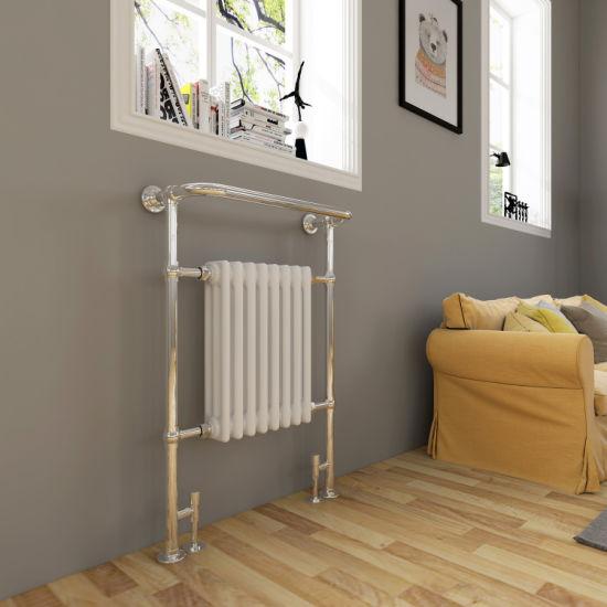 Chine Sally 673x963mm blanc horizontal radiateur chauffant ...