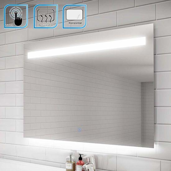 Chine LED miroir anti brouillard Salle de bains Salle de ...