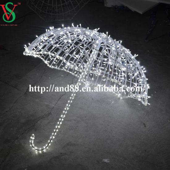 China Kerst Over Straat Led Decoratie Motif Lights 3d