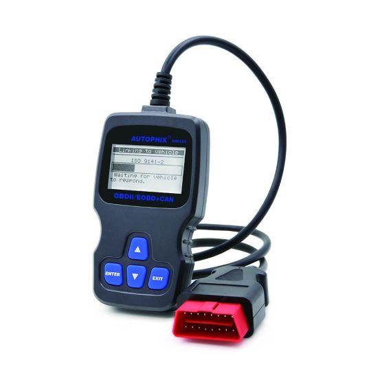 OBD2 OBDII EOBD Car Auto Engine Analyzer Fault Code Reader Diagnostic Scan Tool