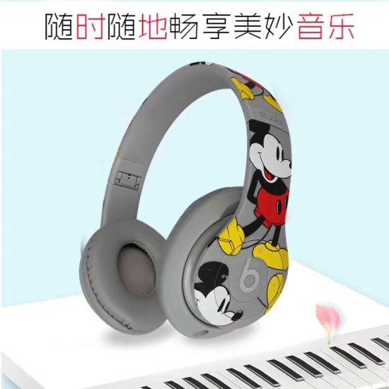 Stéréo pour casque sans fil Super Bass Mickey