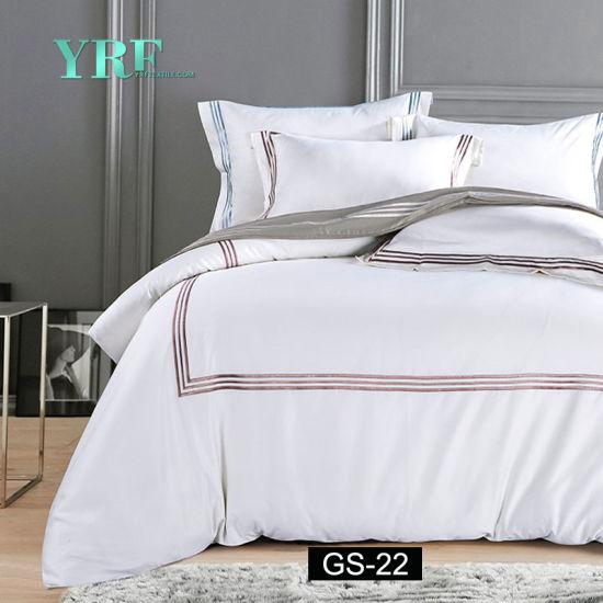400tc coton housse de couette et taie d/'oreiller blanc Qualité Hôtel