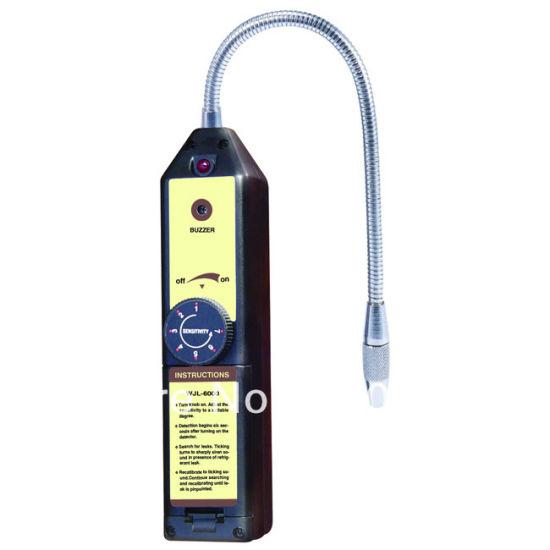 Detector de Fugas de Gas Halógeno WJL-6000 Refrigerante autómatico
