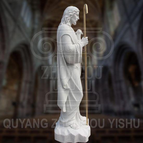 Chine Stone Sculpture religieuse, décoration de jardin ...