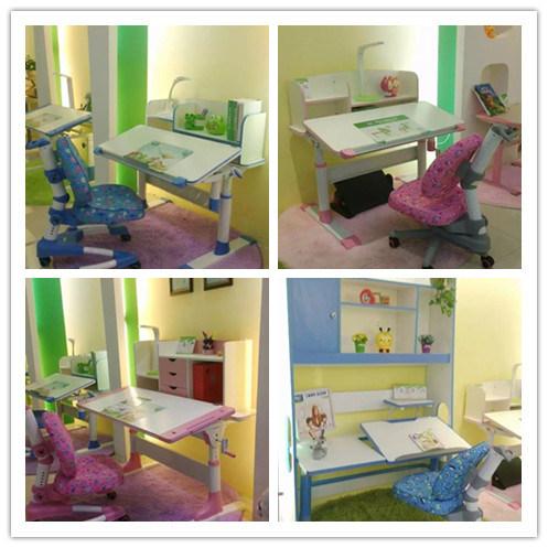 2016 étude ergonomique pliable de hauteur d\'enfants Table et chaise  ensemble mobilier de chambre à coucher modèle Hy-C100