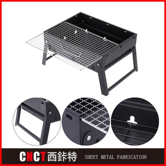 China Naar maat gemaakt Roestvrij staal 304 de OpenluchtBBQ