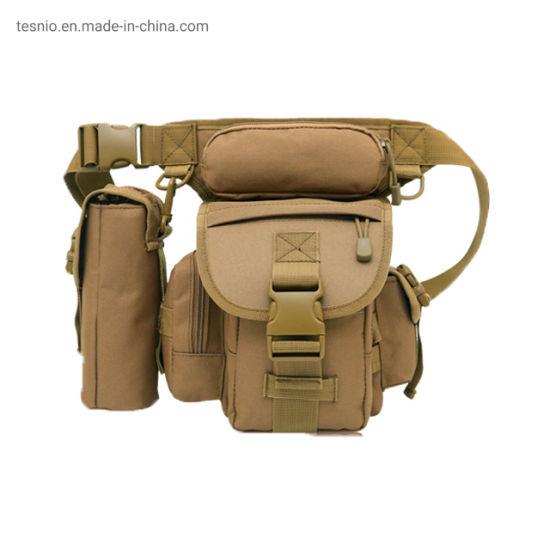 Tactique Taille Pack Drop Leg Sac Ceinture Militaire pour Randonnée équitation Outdoor Sac
