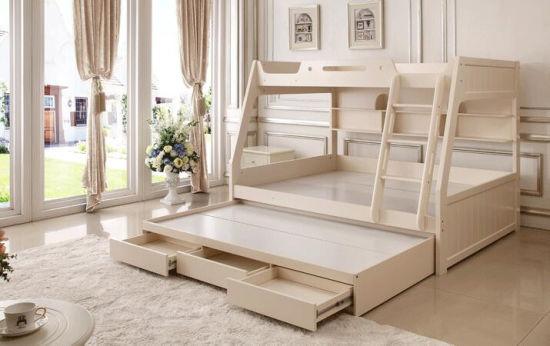 Детская мебель для маленькой комнаты: идеи для зонирования | 346x550