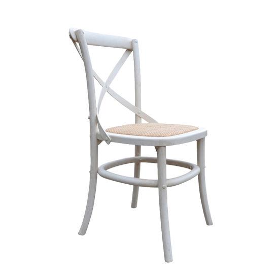 Chine Pays métal chaise de salle à manger de style rustique ...