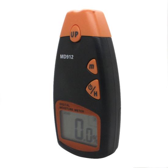 la humedad humedad prueba para Madera Tester Digital Medidor de humedad con Correa Yeso