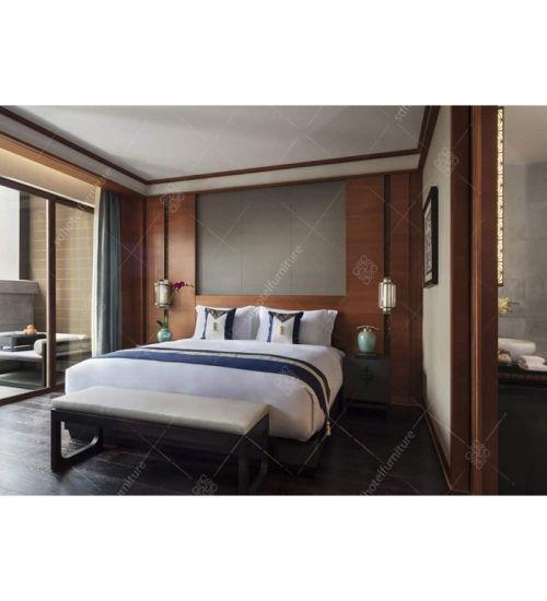 Chine Dessins et modèles de luxe 5 étoiles en bois Meubles ...