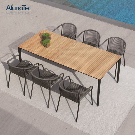 China All Weather Patio Jardín, All Weather Outdoor Furniture