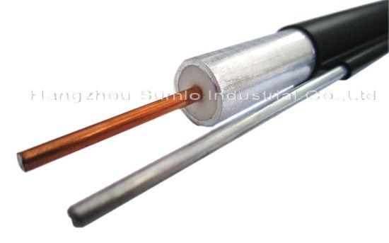 China El Cable Coaxial Del Tronco Y La Distribuci 243 N De