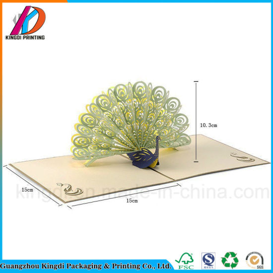 Chine Le Papier Kraft 3d Carte D Invitation De Mariage Decoupe Au Laser Acheter Carte D Invitation Sur Fr Made In China Com
