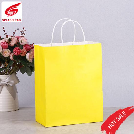 Bolsas Papel Bolsa Papel Regalo con Etiquetas Adhesivas de 80 piezas,5 colores 80 piezas Bolsas de Papel,Bolsas Papel Kraft Bolsas Regalo