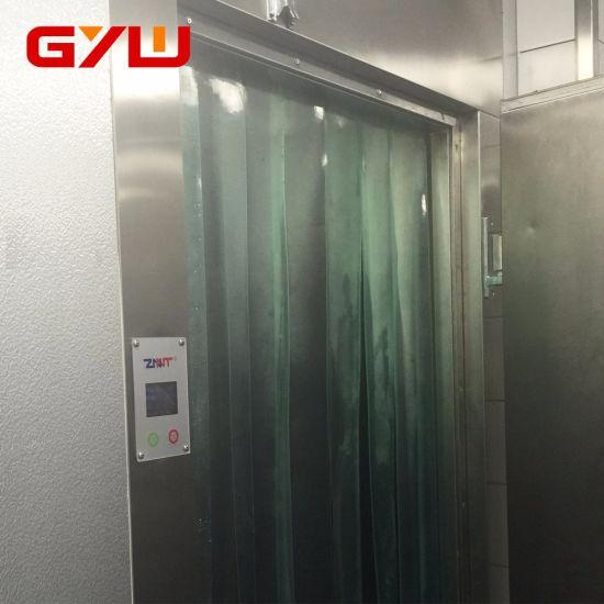 PVC rideau de porte pour chambre froide largement utilisé