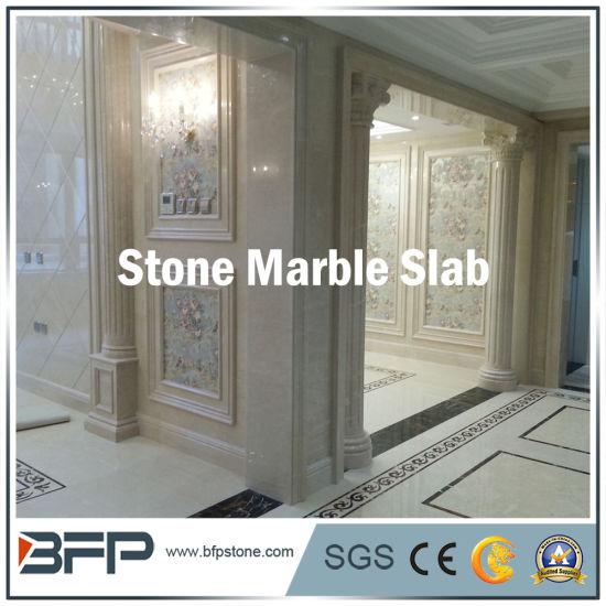 Chine Blanc/Noir/Vert/gris/beige/Marron Pierre de marbre de ...