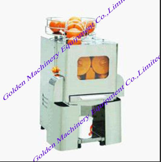 China Extractor de jugo de naranja automática de exprimir el