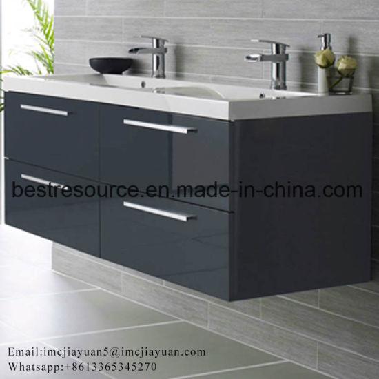 16mm de grande taille Meubles de salle de bains de luxe moderne salle de  bain