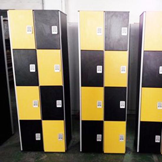 3 De Deuren Maken Compacte Gelamineerde Elektronische Kast Waterdicht