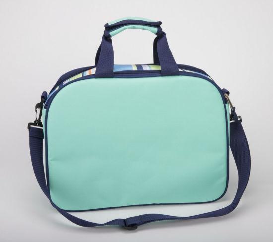 bolsa de almuerzo caja de cesta con asas de aleaci/ón de aluminio Shengyang 32L suave Picnic bolsa t/érmica para acampada y eventos deportivos aislante t/érmico para bebidas fr/ías Cool bolsa