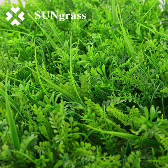 Chine Haie artificielle Fake Jardin Vertical muraille verte ...