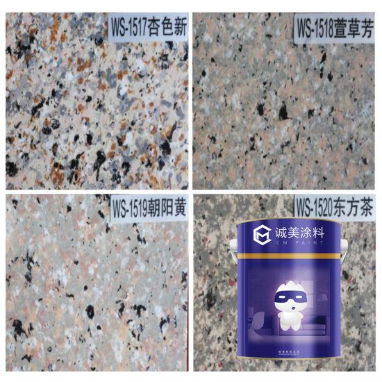 Chine Le Granite De Liquide De La Peinture Acrylique Pour L