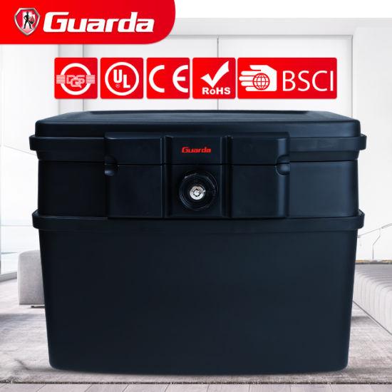 A prueba de fuego /& Caja de escritura a prueba de agua seguras gran gabinete pecho de almacenamiento de información de documentos