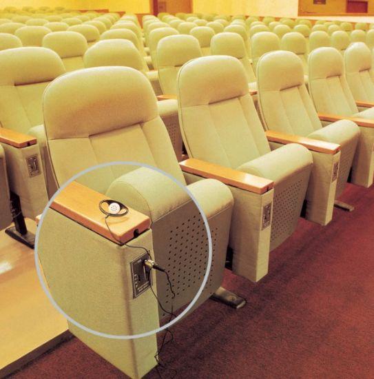 Fabriqué en Chine de l'Auditorium de sièges pour l'école de théâtre et de la salle de conférence Jy 605r
